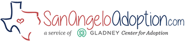 SanAngeloAdoption.com Logo